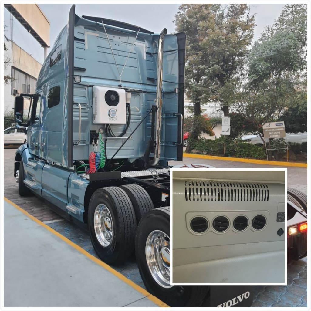 Corunclima unidad de refrigeración eléctrica de  para tansporte & aire acondicionado para camión / autobús / furgoneta
