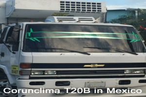 Corunclima T20B Installed in Mexico