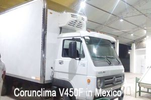 Corunclima V450F Installed in Mexico